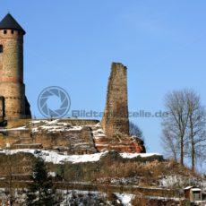 Burgruine Kirkel - Bildtankstelle.de