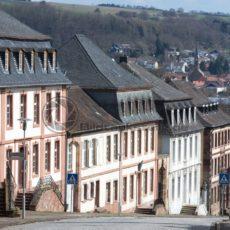 Hofratshäuser am Schlossberg Blieskastel - Bildtankstelle.de