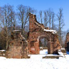 Klosterrunine Wörschweiler - Bildtankstelle.de