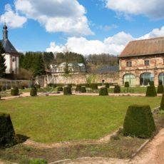 Orangerie und Schlosskirche Blieskastel - Bildtankstelle.de