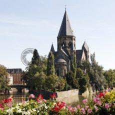 Metz Frankreich Lorraine Lothringen - Bildtankstelle.de