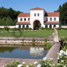 Römische Villa Borg, Saarland - Bildtankstelle.de