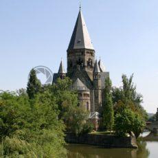 Temple Neuf, Metz - Bildtankstelle.de