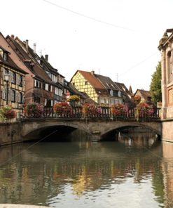 Ville de Colmar, France - Bildtankstelle.de