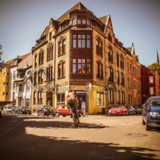Nauwieser Viertel Saarbrücken Saarland - Bildtankstelle.de