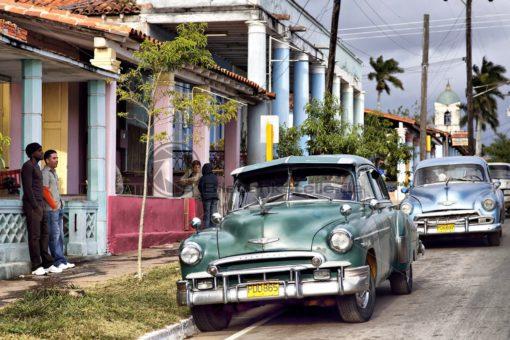 Oldtimer in Kuba - Bildtankstelle.de