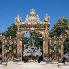 Place Stanislas, Nancy, Frankreich - Bildtankstelle.de