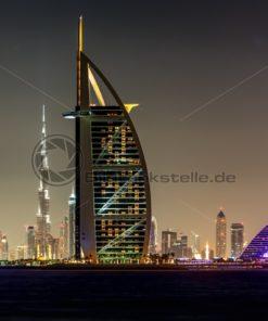 Burj al Arab, Dubai Vereinigte Arabische Emirate - Bildtankstelle.de
