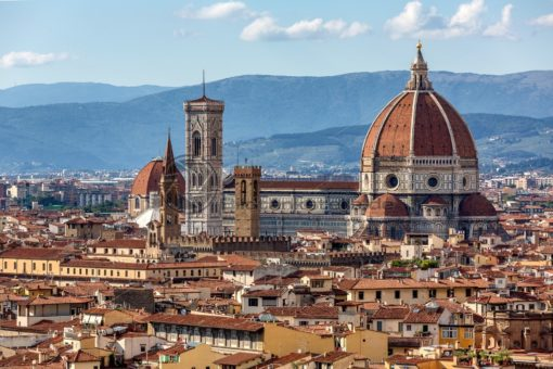 Kathedrale Santa Maria del Fiore in Florenz - Bildtankstelle.de