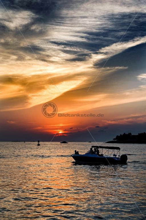 Key West Sunset - Bildtankstelle.de