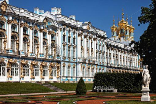 St. Petersburg, Russland - Bildtankstelle.de