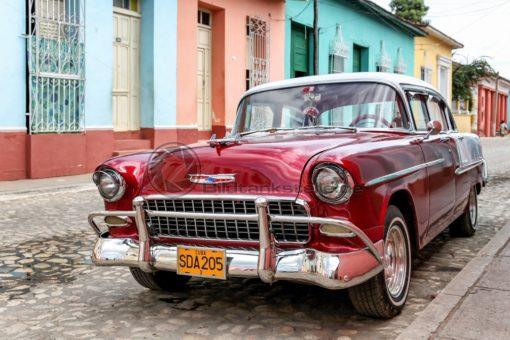 Oldtimer in Kuba, Cuba, Karibik - Bildtankstelle.de