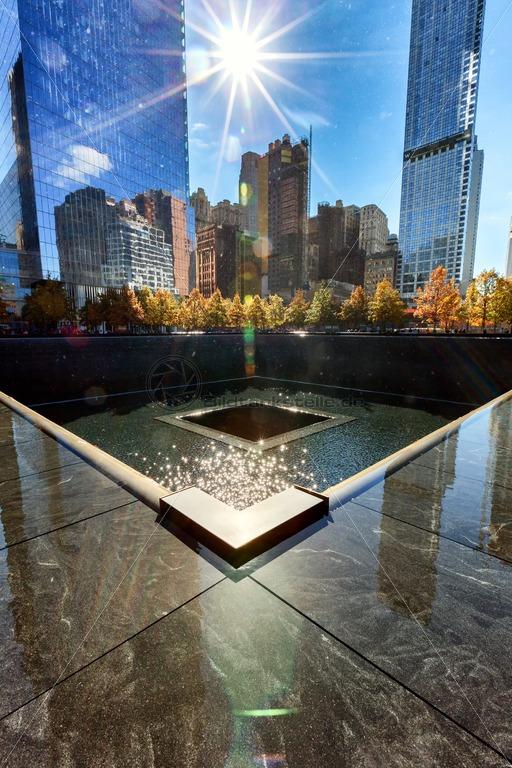 World Trade Center Site, New York, USA - Bildtankstelle.de