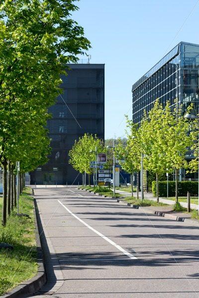 Gewerbegebiet Saarterrassen – Bildtankstelle.de