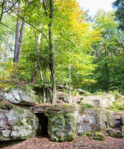 Frauenbrunnen bei Kirkel, Saarland - Bildtankstelle.de