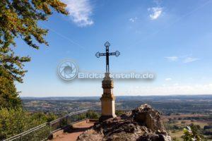 Gipfelkreuz am Litermont, Nalbach, Saarland - Bildtankstelle.de