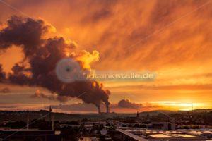 Burning Sky - Bildtankstelle.de