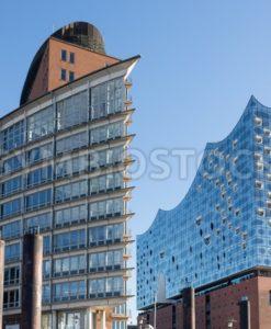 Die Elbphilharmonie in Hamburg - Bildtankstelle.de