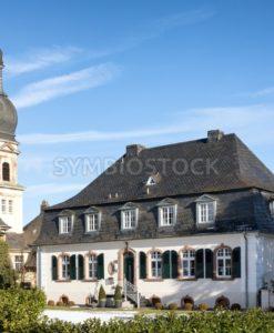 Evangelische Kirche, Blieskastel, Saarland - Bildtankstelle.de
