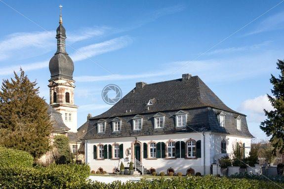 Evangelische Kirche, Blieskastel, Saarland – Bildtankstelle.de