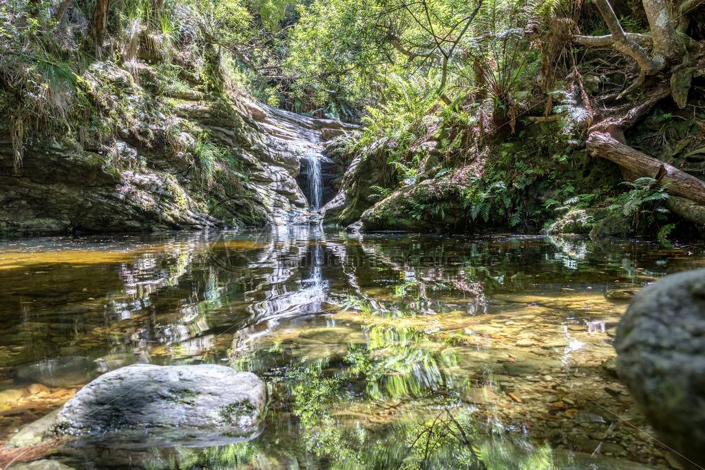 Wasserfall im garten eden for Garten eden