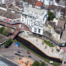 Die neuen Bliesterrassen in Neunkirchen, Saarland - Bildtankstelle.de - Bilddatenbank für Foto-Motive aus SAAR-LOR-LUX