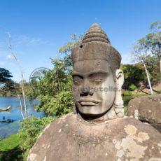 Angkor Wat: Blickfang-Motive für Zuhause, Praxis, Büro, Hotel - Bildtankstelle.de