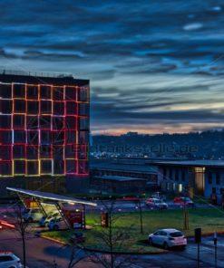 Expomedia auf den Saarterrassen, Saarbrücken, Saarland - Bildtankstelle.de