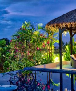 Thailand Pool: Blickfang-Motive für Zuhause, Praxis, Büro, Hotel - Bildtankstelle.de