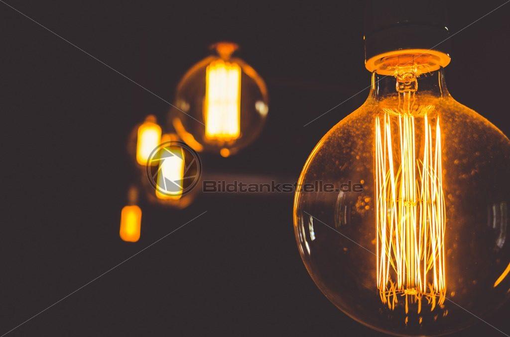 Alte Lampen - Bildtankstelle.de