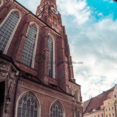 Martinskirche Landshut - Bildtankstelle.de