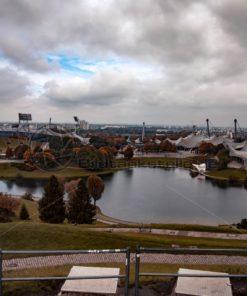 Olympiapark München - Bildtankstelle.de