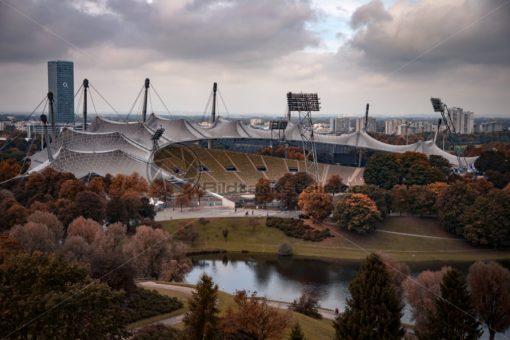 Olympiastadion München - Bildtankstelle.de