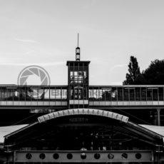 S-Bahnhof Berlin Messe Nord - Bildtankstelle.de