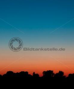 Sonnenuntergang Farbverlauf - Bildtankstelle.de