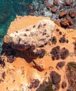 Küstenpanorama Algarve - Bildtankstelle.de
