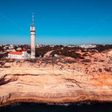 Leuchtturm an der Algarve - Bildtankstelle.de
