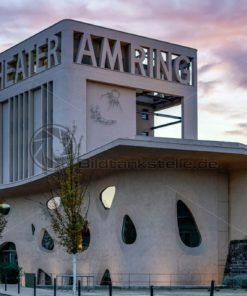 Theater am Ring, Saarlouis, Saarland - Bildtankstelle.de