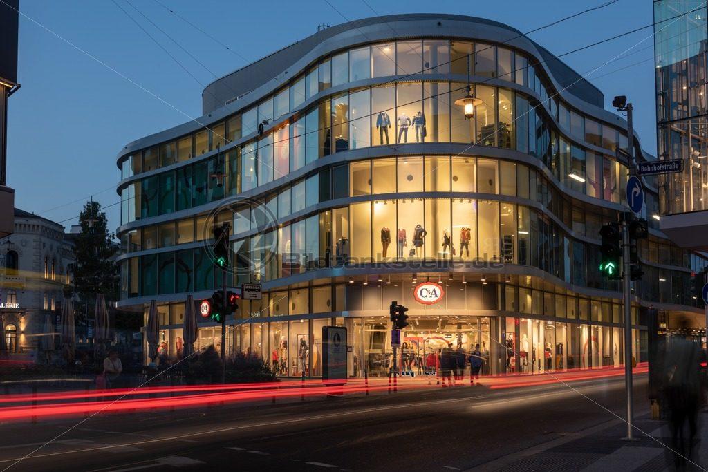 C&A Gebäude in Saarbrücken - Bildtankstelle.de