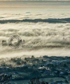 Wolkenmerr am Schaumberg, Nähe Tholey, Saarland - Bildtankstelle.de