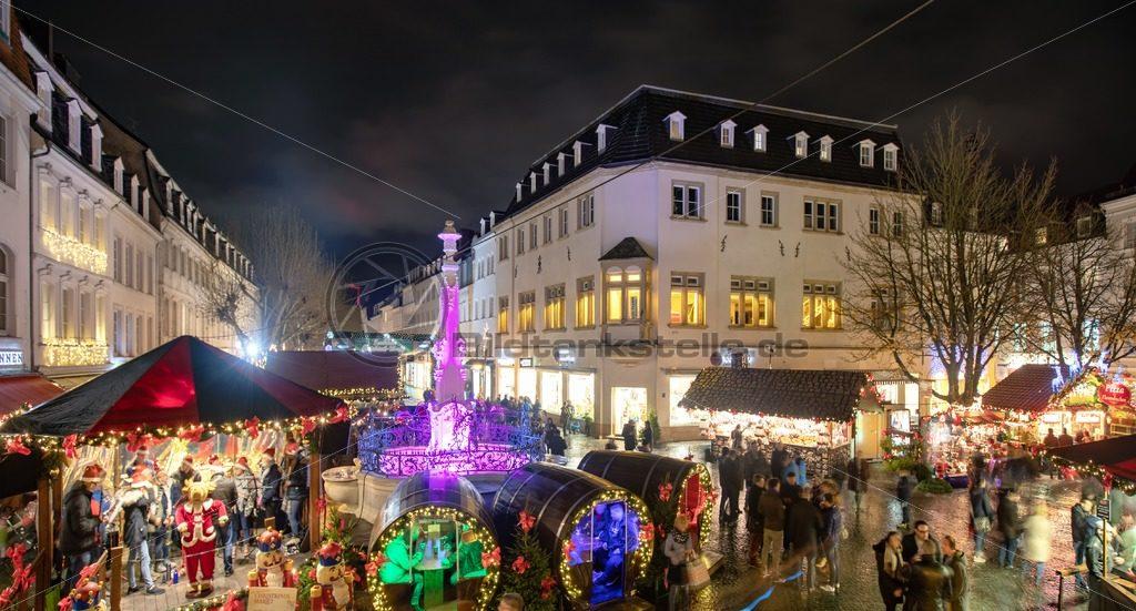 Weihnachten in Saarbrücken, Saarland - Bildtankstelle.de