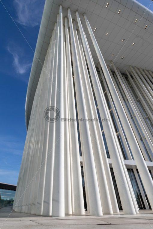 Die Philharmonie Luxembourg - Bildtankstelle.de