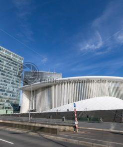 Die Philharmonie Luxembourg, Place de l'Europe - Bildtankstelle.de