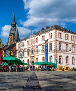 schönes St. Wendel, Saarland - Bildtankstelle.de