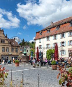Ottweiler, Saarland - Bildtankstelle.de